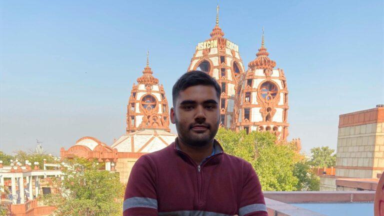 Leadership Journey – Devesh Arora, Delhi College of Arts and Commerce, University of Delhi