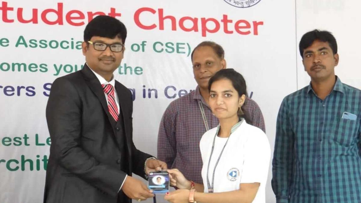 Leadership Journey – K. Madhuna Sri, Sasi Institute of Technology and Engineering, Tadepalligudem