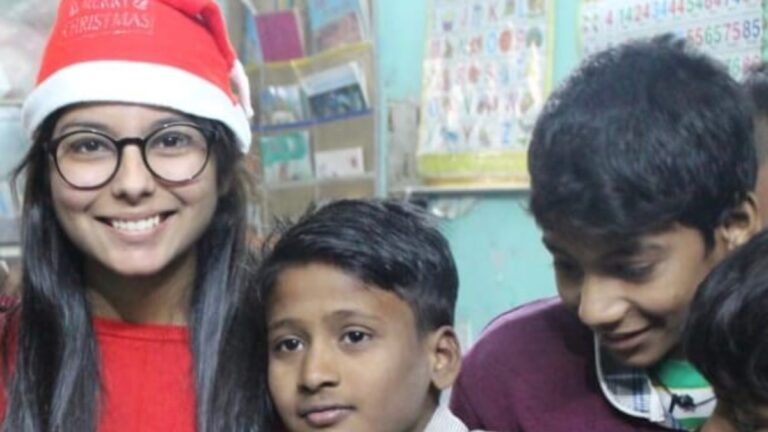 Read more about the article Leadership Journey – Niyati Jain, CRY – Child Rights and You