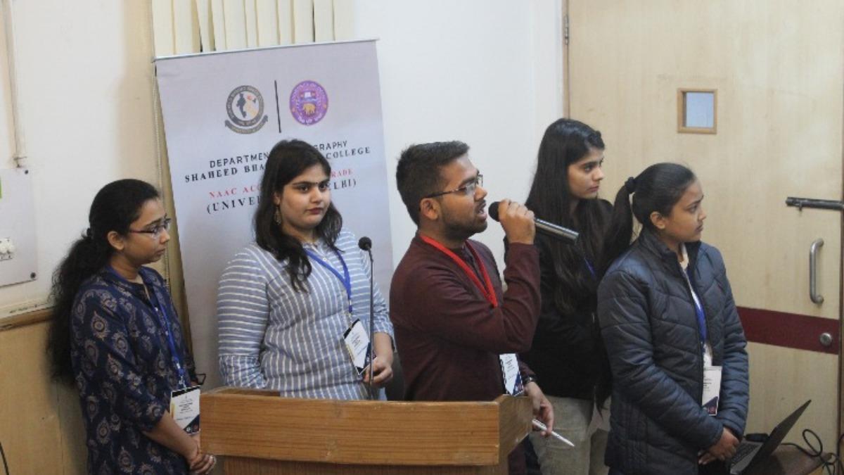 Leadership Journey – Tarun Kumar, Shaheed Bhagat Singh College, University of Delhi