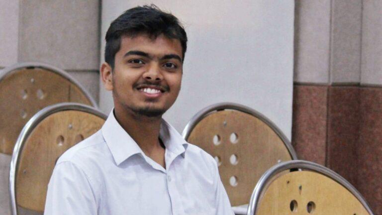 Read more about the article Leadership Journey- Jatin Kumar, Rajdhani College, University of Delhi