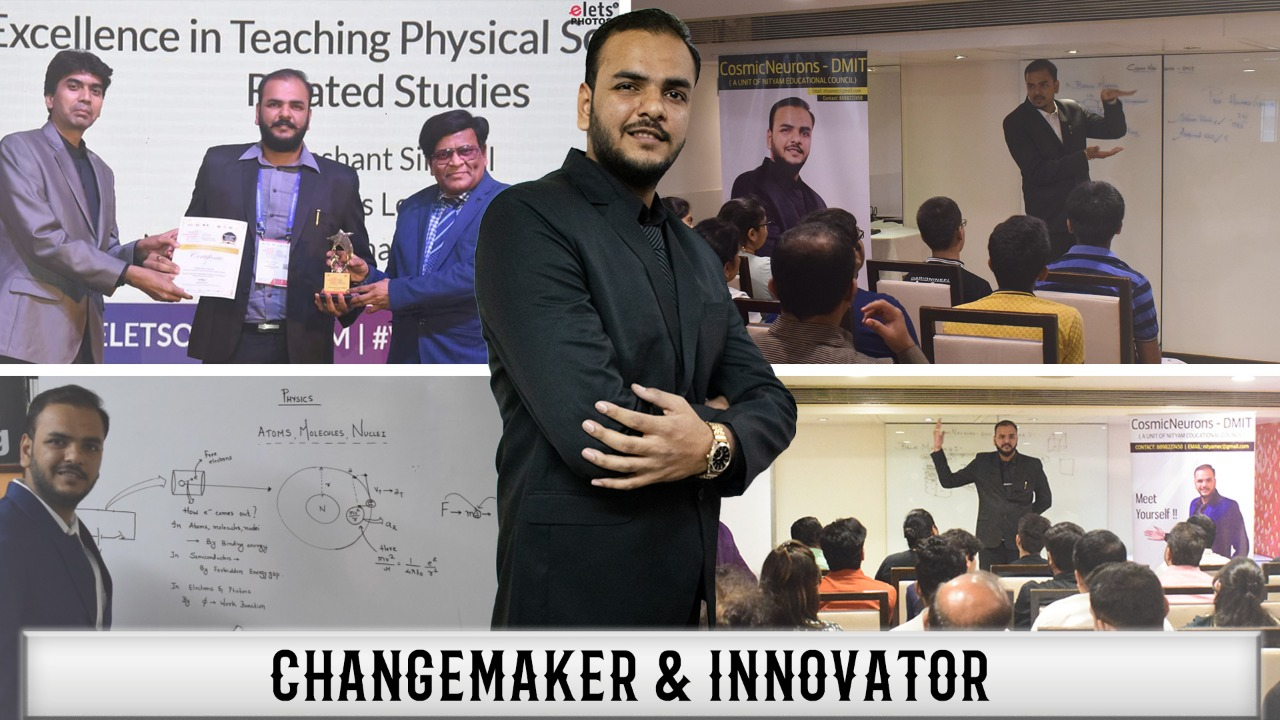 Innovative Career Guidance for the bright future of students